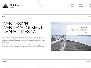תבנית Designa