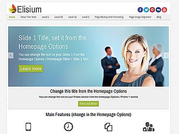 תבנית Elisium
