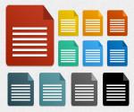 flat colorfull document 020214 thumb 150x125