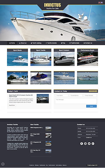 invictus-yachts.com