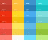 flat design color palettes thumb 165x138