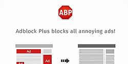 תוסף AdBlock Plus