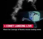 הגשושית רוזטה תנסה לנחות על כוכב שביט
