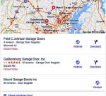 גוגל מצמצמת את התוצאות הלוקליות שלה ל3 תוצאות