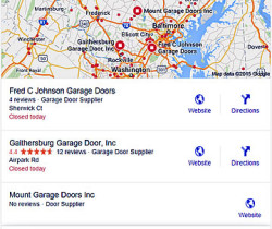 google local minimizes 24815