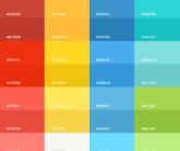 flat design color palettes thumb 165x138
