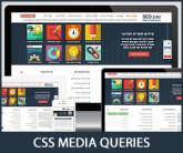 css media queries list 165x138
