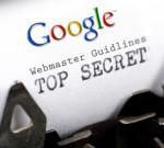 גוגל מעדכנת את ההנחיות למנהלי אתרים