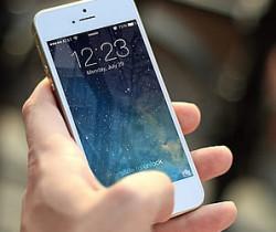 mobile usability thumb